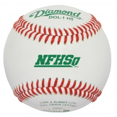 Diamond DOL-1 HS Official League Baseball NFHS NOCSAE (1 Dozen)